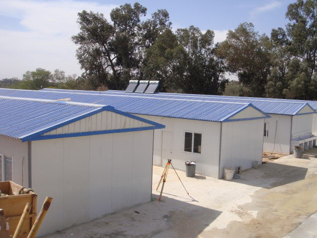 Prefabricated buildings for Prefab units